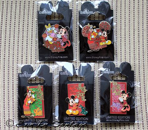 Pin Disney Hongkong year of the rabbit merchandise at hong kong disneyland disney globetrotter
