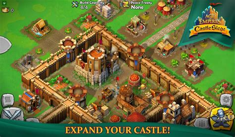 age of empires for android age of empires castle siege comes to android xbox wire