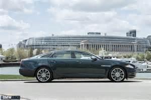 Jaguar Fund 2013 Jaguar Xjl Portfolio Bmwblog Test Drive