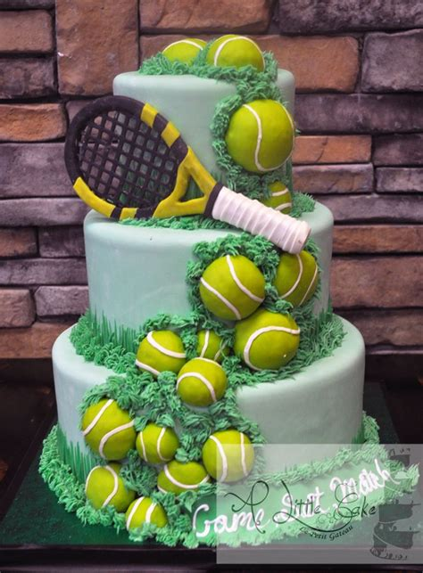 tennis themed cake decorations 25 best ideas about tennis cake on tenis