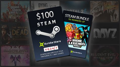 Giveaway Steam Wallet - win 100 steam wallet credit and pc game bundles vg247