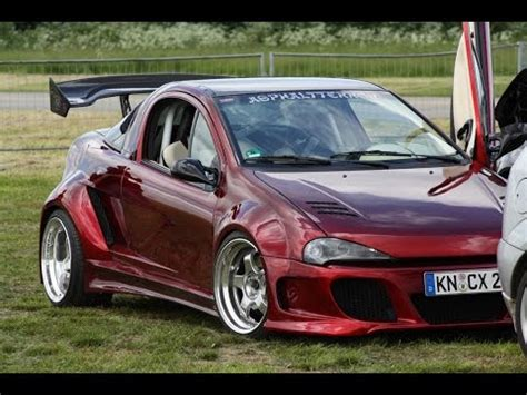 opel tigra tuning opel tigra tuning wow youtube