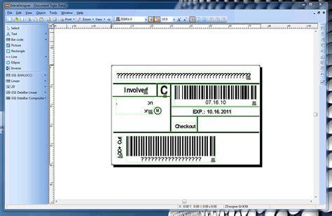 label design application zebra zebradesigner pro 2 5 0 9384 دانلود رایگان نرم افزار