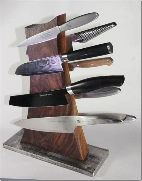 knife storage ideas 25 best ideas about knife holder on pinterest magnetic
