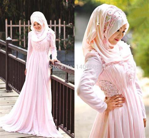 Fashion Jilbab Ramonna Dress Pink dresses fashion hijabiworld
