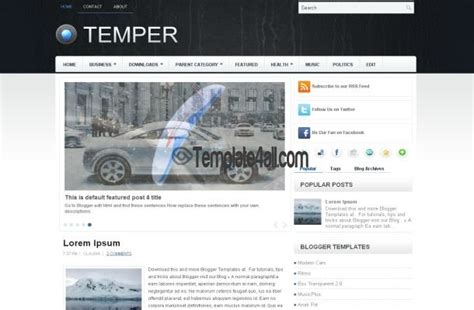 blogger templates for celebrities celebrity gossip magazine blogger template