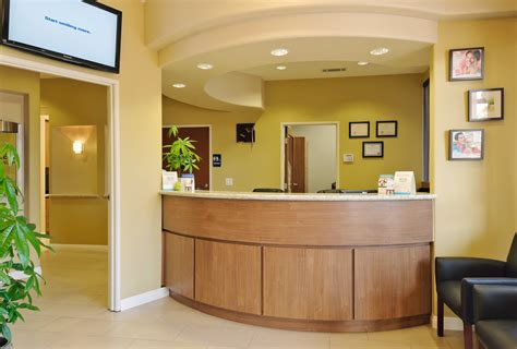 Office Front Desk Santa Dentist Welcome To Zen Dental Meet Us