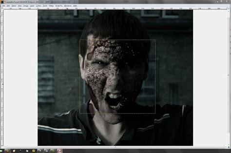 tutorial gimp zombie gimped gimp tutorials gimp tutorial how to make a