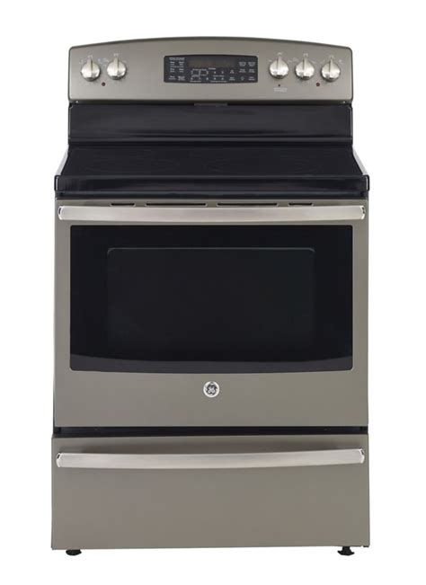 general electric kitchen appliances general electric slate 30 in free standing electric self