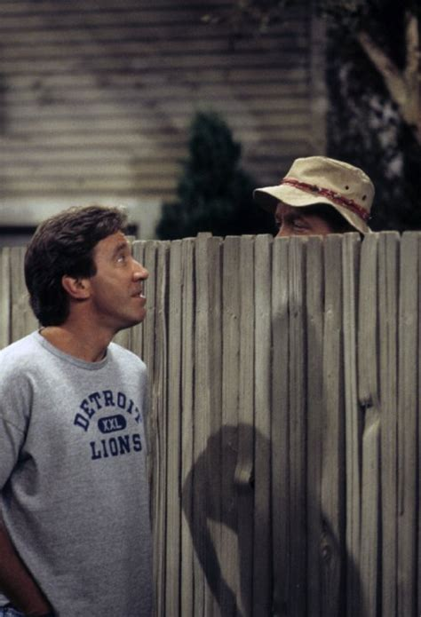 from home improvement wilson quotes quotesgram