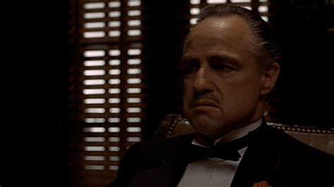 Godfather Don don corleone at his daughter s wedding bamf style