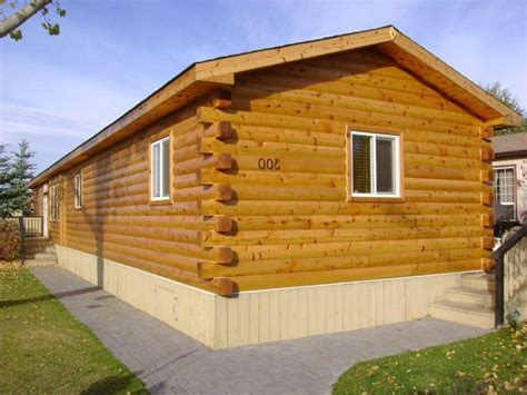 log siding for mobile homes in make your log cabin awesome with log cabin siding