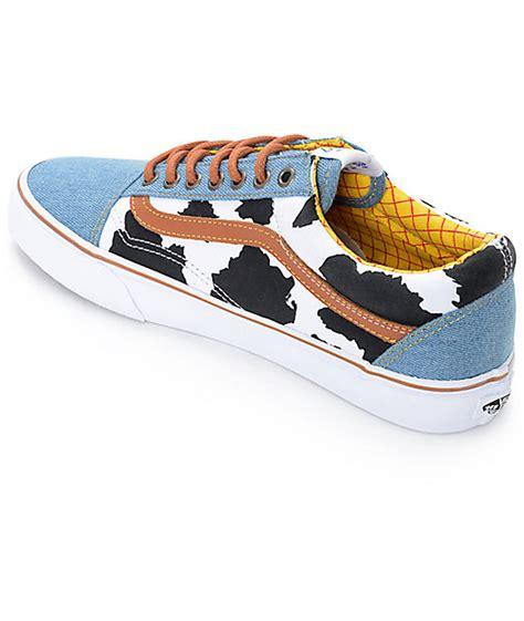 Vans Oldskool Story Woody story x vans skool woody shoes zumiez