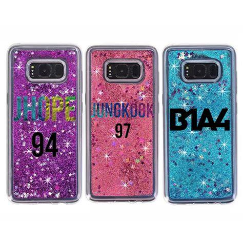 Casing Custom Hardcase Samsung Galaxy S8 S8 Plus Powerpuff Dis custom glitter for samsung galaxy s3 s4 s5 s6 s7 s8 personalize s6 s7 edge s6 edge