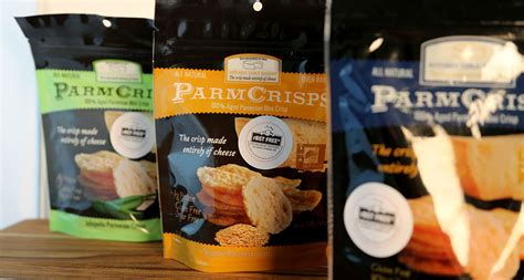 Kitchen Table Bakers Kitchen Table Bakers Spotlights Three Flavors For Its Parm Crisp Line Deli Market News