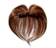 toppers pull thru wiglets blends in perfectly with crown hairpieces for thinning hair om hair