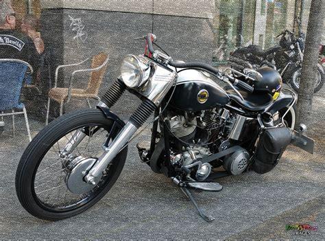 Harley Davidson Motorrad Alt by Harley Davidson 1958 Alt Und Geil Foto Bild Autos