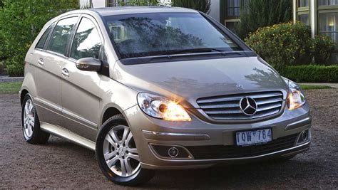 used mercedes b class review 2005 2015 carsguide