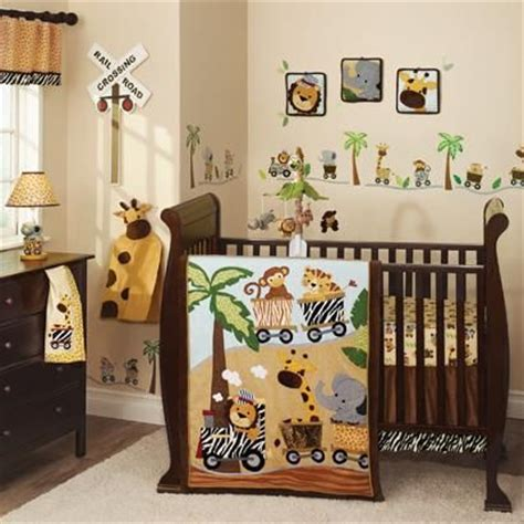 Animal Themed Crib Bedding Jungle Animal Crib Bedding Lambs Safari Express Baby Crib Bedding Set Safari