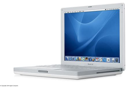 Laptop Apple Ibook G4 latestnotebooksspecs apple ibook g4 specs review and design