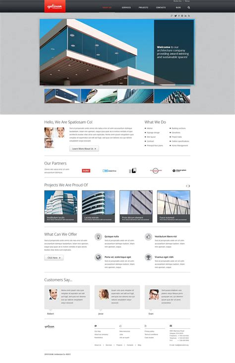 clean joomla templates clean architecture joomla template 45333 by wt joomla
