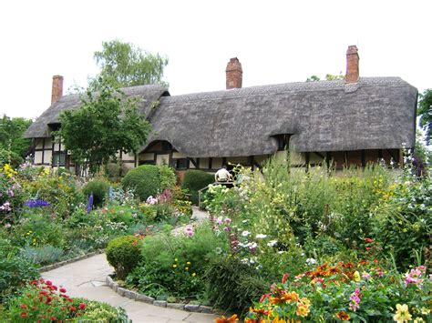 beautiful countryside fairytale cottages with - Cottage Gardens Photos