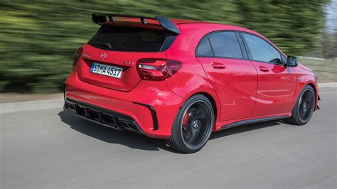 mercedes a45 amg review mercedes amg a45 2017 review by car magazine