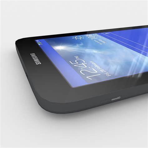 Samsung Tab 3 Lite samsung galaxy tab 3 lite 7 0 black 3d model max 3ds fbx