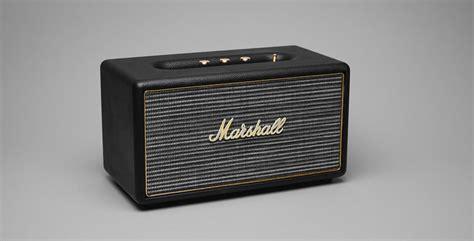 Classic Mini Speaker marshall s classic mini stanmore speakers pursuitist