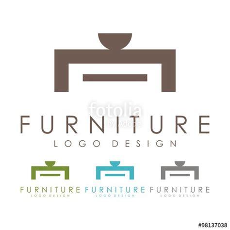 Furniture Logo by Quot Furniture Logo Table Logo Design Logo Vector Quot Stock
