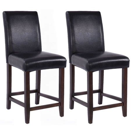 Average Height Of Kitchen Bar Stools by Costway Set Of 2 Kitchen Bar Stools Padded Dining Height