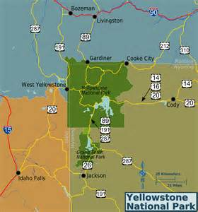 yellowstone america us places you should see