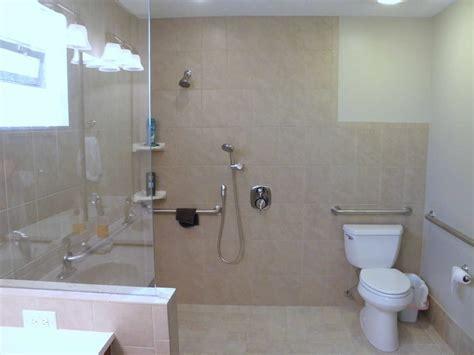 handicap showers handicap showers make home easier accessible remodeling