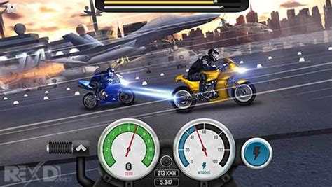 best racing apk top bike racing moto drag 1 03 apk mod for android