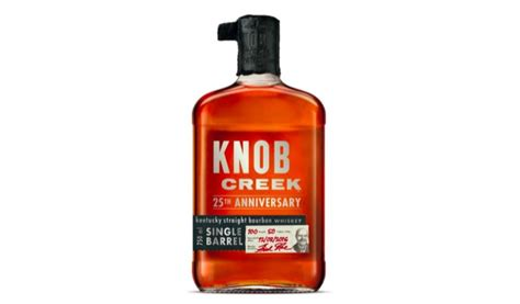 Knob Creek Reviews by Review Knob Creek 25th Anniversary