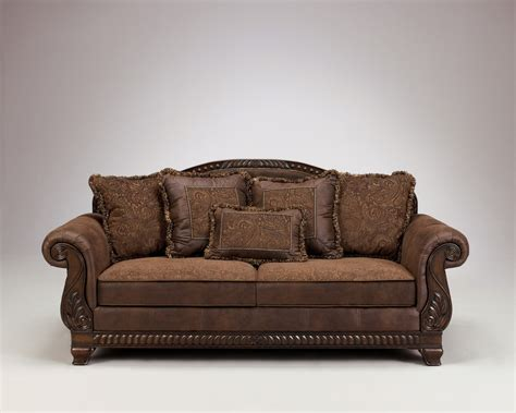 sofa and loveseat bradington truffle sofa loveseat and accent chair set sofas
