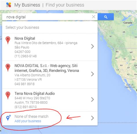 how to list your business on maps with my