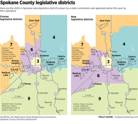 Spokane County Records Conservative Precincts Added Into Democratic Stronghold The Spokesman Review