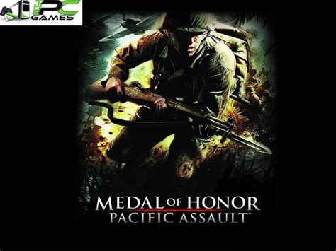 free download full version pc games medal of honor medal of honor pacific assault pc game free download full