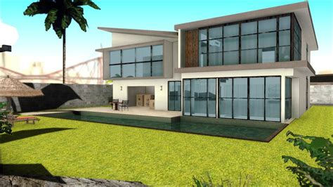 gta san andreas houses gta san andreas diegoforfun s modern house mod mod gtainside com