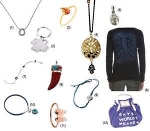 bijoux porte bonheur a trendy world