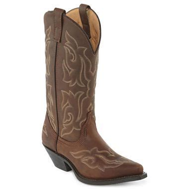 jcpenney cowboy boots 16 best images about boots i on western