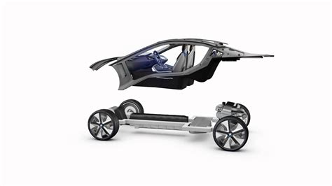 toyota motor vehicle – Self Leaning Toyota i Road Concept Debuts In Geneva: Video