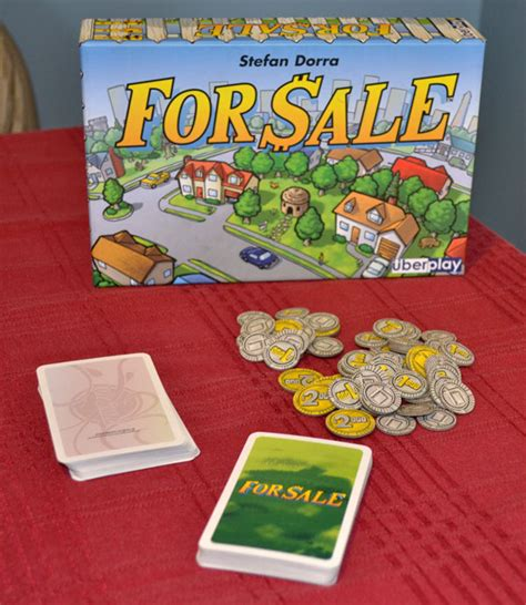 buying and selling houses game the board game family for sale card game review the board game family