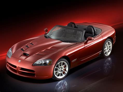 dodge viper srt 10 roadster specs pictures engine review