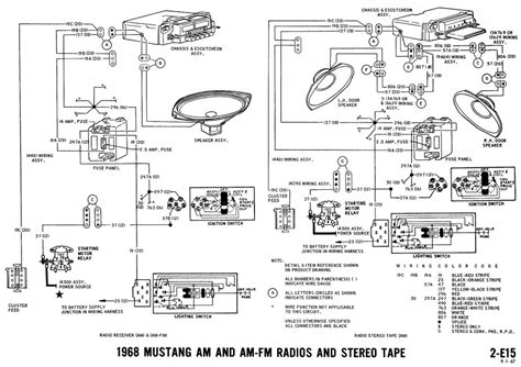 mustang electrical connection vintage mustang forums