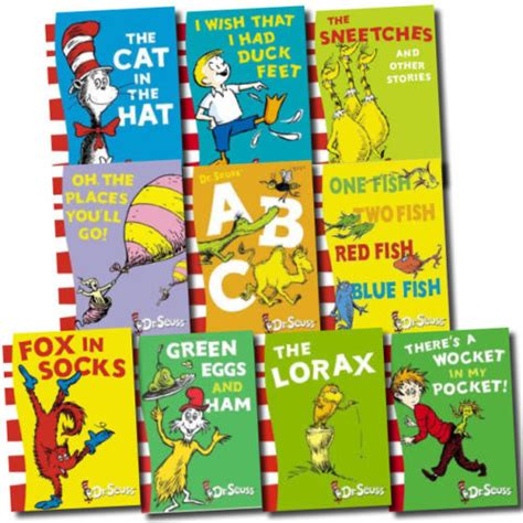 Dr Seuss A Classic Series 20 Books Box Set dr seuss book collection bookwala store uk