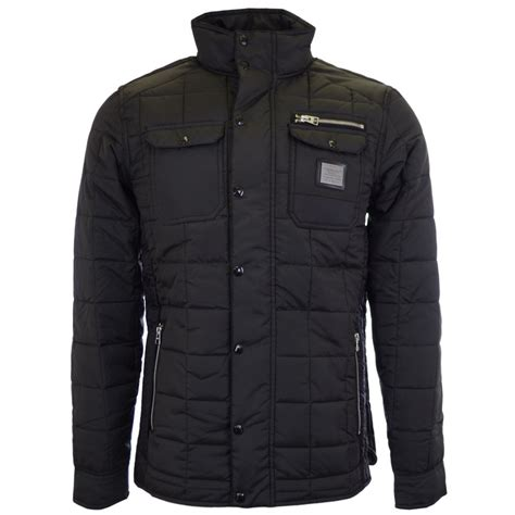 Voi Quilted Jacket Mens by Voi Toledo Quilted Black Jacket Voi From N22