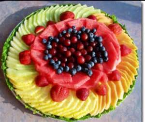 decorations with fruit fruit salad decorations easy arts and crafts ideas