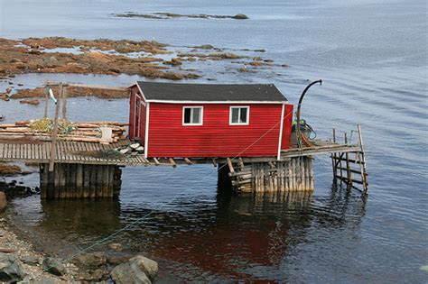 Fishing Sheds by Fishing Sheds Of Newfoundland A Gallery On Flickr